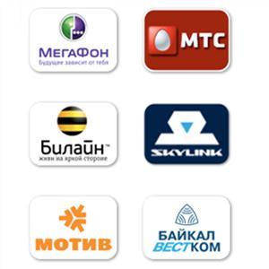 Операторы сотовой связи Медыни