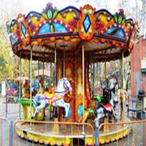 Парки культуры и отдыха Медыни