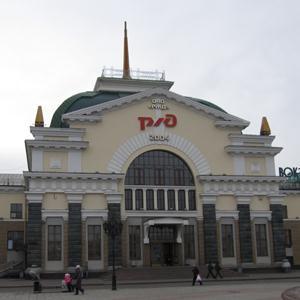 Железнодорожные вокзалы Медыни